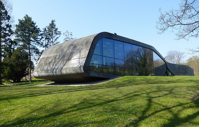Museo Ordrupgaard en Dinamarca