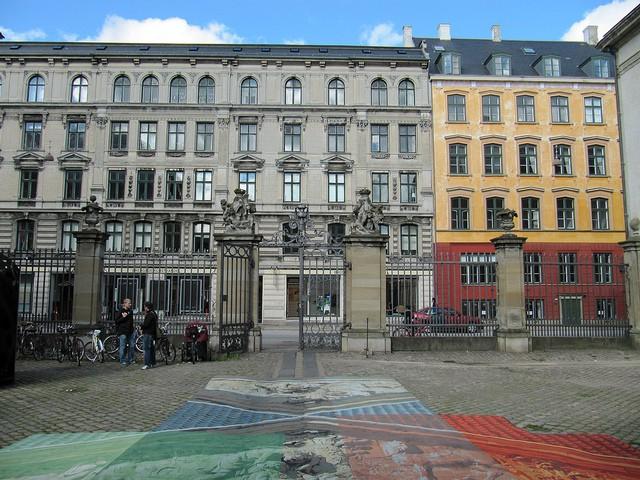 Museo del Diseño en Copenhague