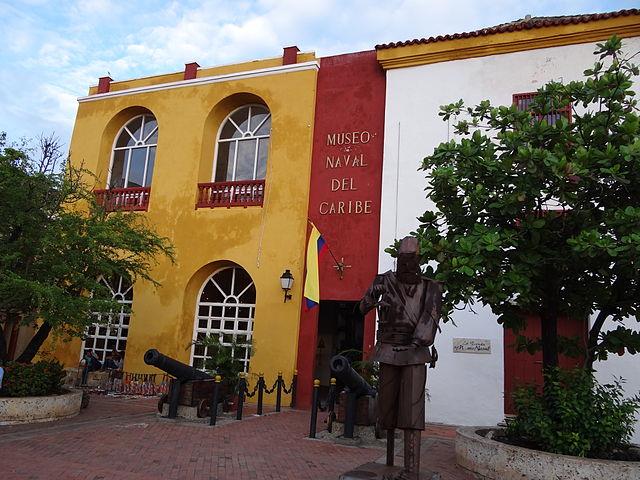 Museo Naval del Caribe en Cartagena de Indias