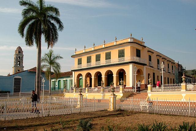 Museo Romántico en Trinidad