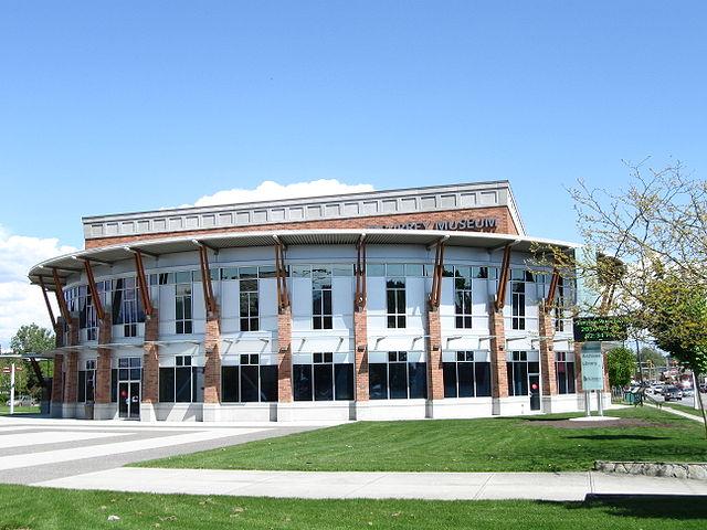 Museo de Surrey en Canadá