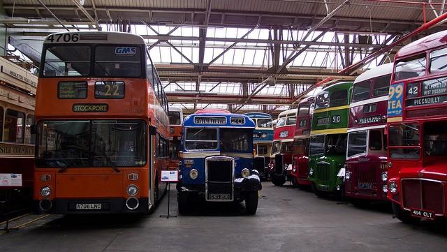Museo del Transporte de Manchester