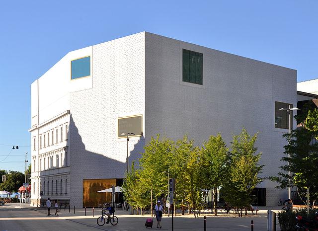 Museo Vorarlberg en Bregenz