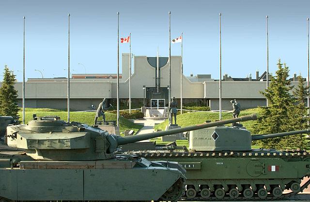 Museos Militares de Calgary