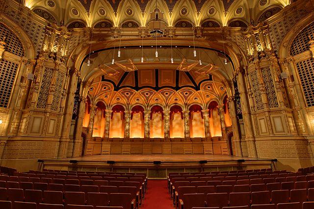 Teatro Orpheum en Vancouver