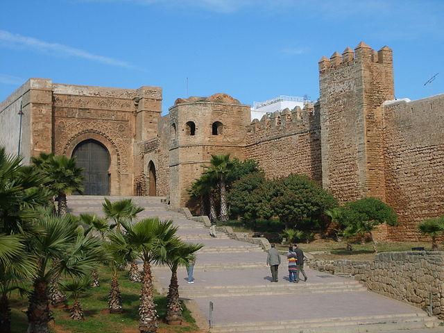 Fortificación de los Oudayas en Rabat