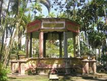 Parque Vargas en Limón