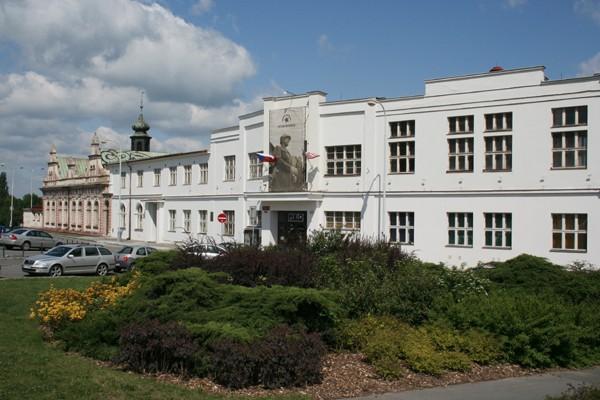 Museo Patton Memorial en Pilsen