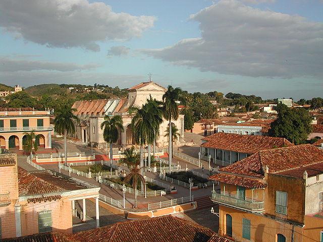 Museo de Arqueología Guamuhaya de Trinidad