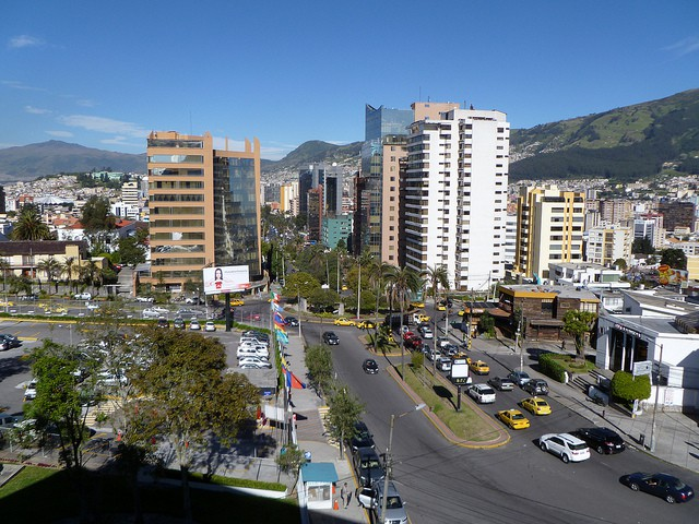Parque Bicentenario de Quito