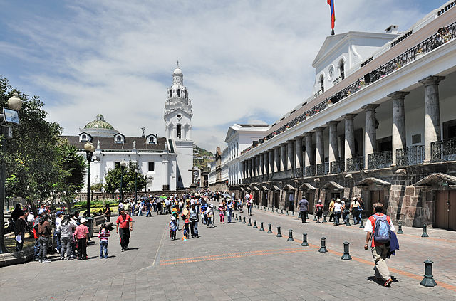 Museo Camilo Egás en Quito