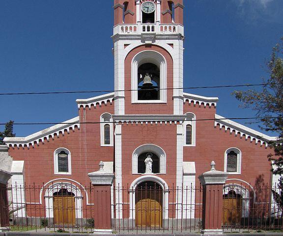 Convento de la Recoleta en Arequipa