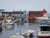 Rockport, una pequeña población de pescadores y artistas cerca de Boston
