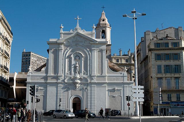 Iglesia de Saint-Ferreol de Marsella