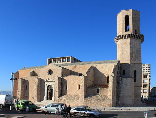 Iglesia de Saint Laurent en Marsella