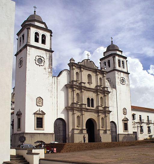 Catedral de San Cristóbal en Venezuela