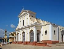 Iglesia de la Santísima Trinidad en Trinidad