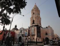 Basílica y Convento de Santo Domingo en Lima