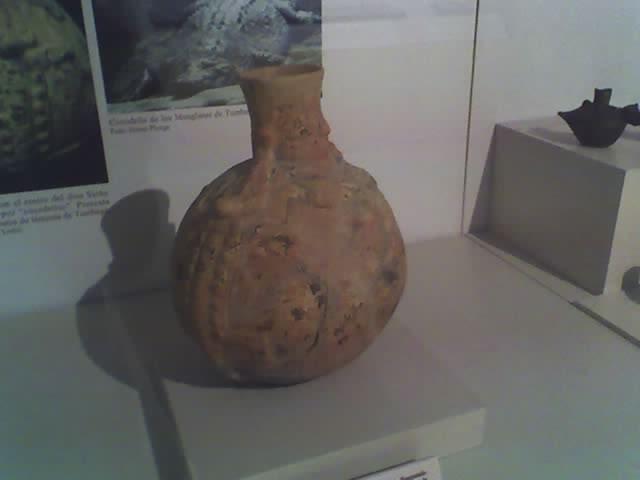 Museo Nacional de Sicán en Perreñafe