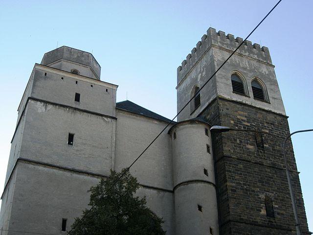 Iglesia de San Mauricio en Olomouc