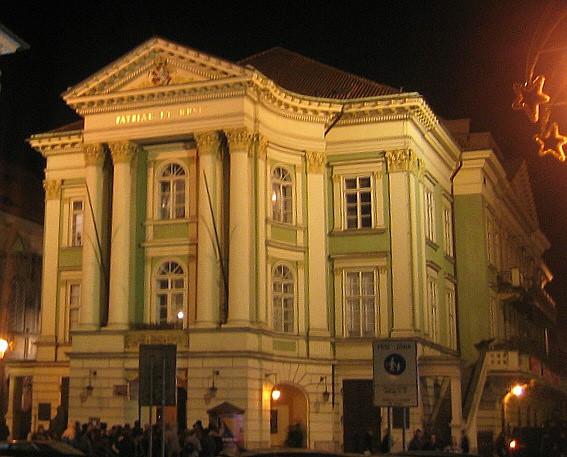 Teatro Estatal de Praga