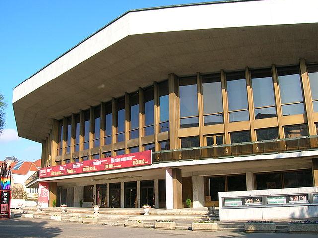 Teatro Nacional de Gyor
