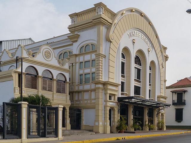 Teatro Baralt en Maracaibo