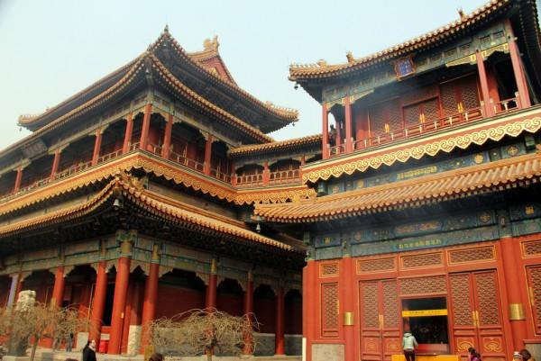 Una edificación imponente