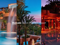 Hotel Barceló Sancti Petri Spa Resort, un jardín botánico a pie de playa