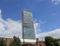 Torre Beetham en Manchester