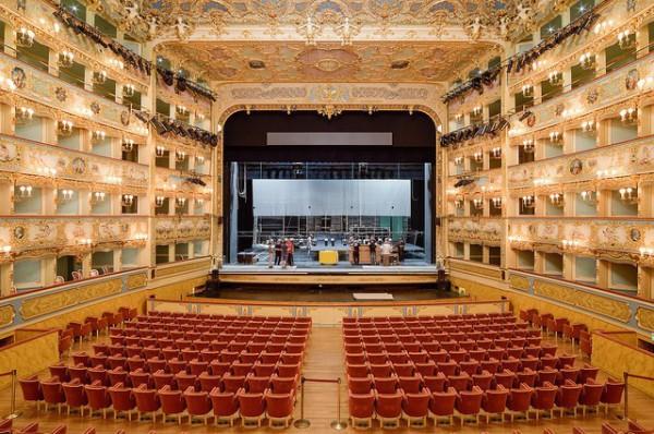 La Fenice es el teatro más famoso de Venecia