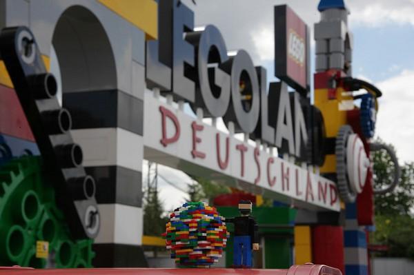 Uno de los seis Legoland del mundo está en Gunzburgo, en Alemania
