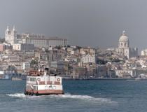 Paseos en barco por Lisboa