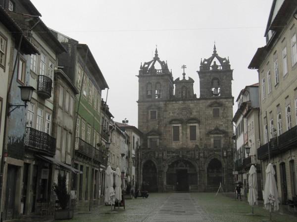 La Catedral de Braga es el principal monumento religioso de la ciudad
