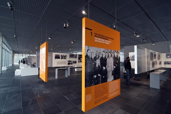 La Topografía del Terror, un memorial en recuerdo de las víctimas de las SS y la Gestapo