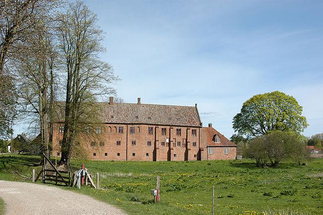 Abadía Esrom en Dinamarca