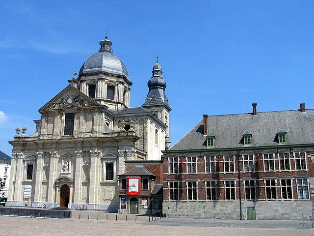 Abadía de San Pedro en Gante