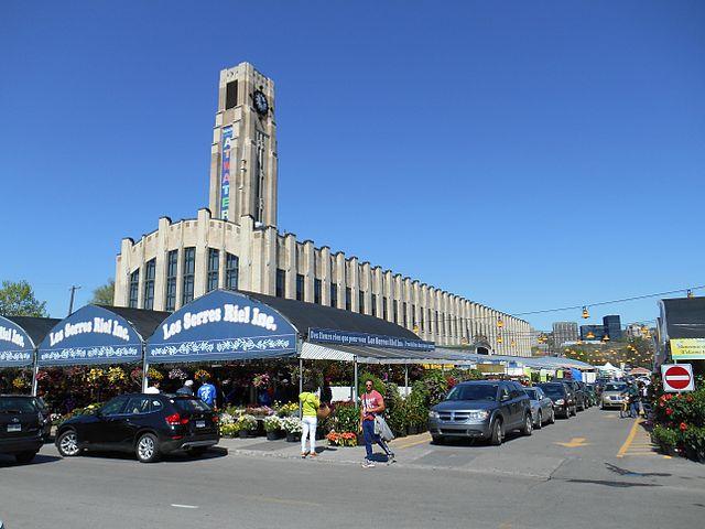 Mercado Atwater en Montreal