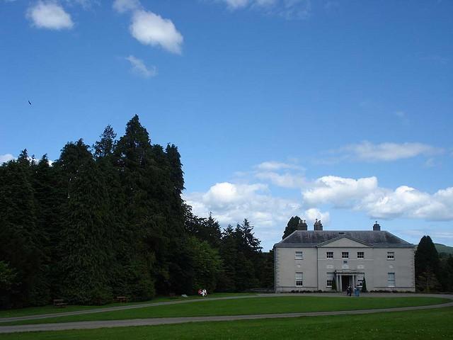 Avondale House en Irlanda
