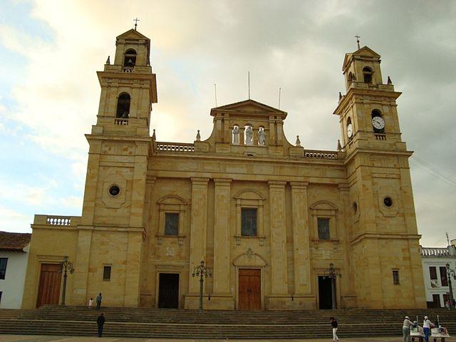 Basílica de Nuestra Señora del Rosario del  Chiquinquirá
