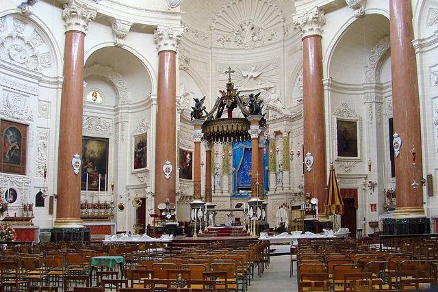 Basílica de Nuestra Señora del Monte Carmelo en Valeta
