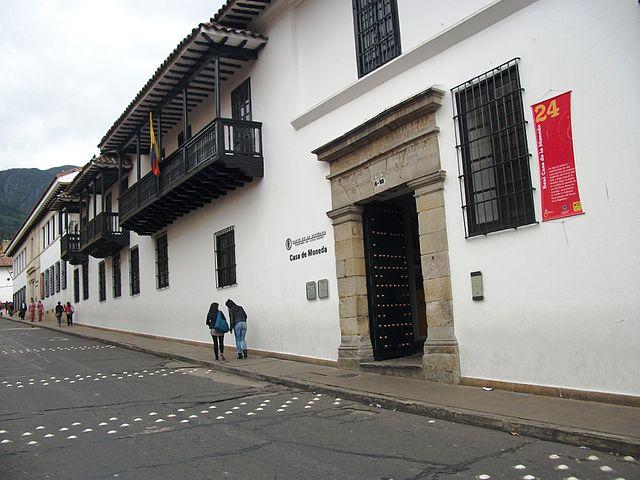 Casa de Moneda de Bogotá