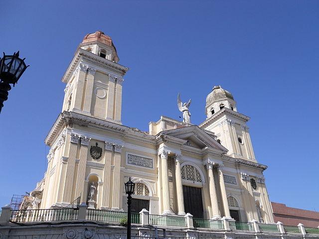 Catedral de Nuestra Señora de la Asunción en Santiago de Cuba