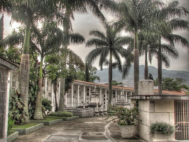 Museo Cementerio de San Pedro en Medellín