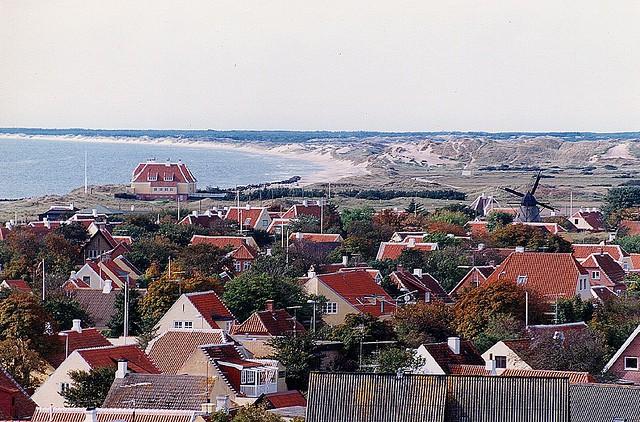 Odde Nature Centre Skagen, museo en Dinamarca