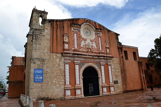 Iglesia y Convento de los Dominicos en Santo Domingo