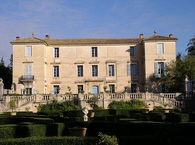Castillo Flaugergues en Montpellier