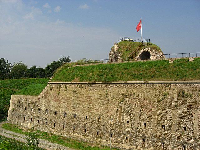 Fuerte de San Pedro en Maastricht