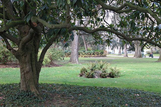 Parque Grand Rond en Toulouse