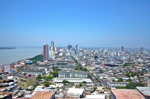 Iglesia de Nuestra Señora de la Alborada en Guayaquil
